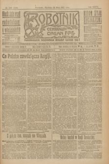 Robotnik : centralny organ P.P.S. R.27, nr 133 (22 maja 1921) = nr 1255
