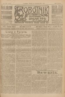 Robotnik : centralny organ P.P.S. R.27, nr 156 (14 czerwca 1921) = nr 1278
