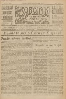 Robotnik : centralny organ P.P.S. R.27, nr 166 (24 czerwca 1921) = nr 1288