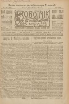 Robotnik : centralny organ P.P.S. R.27, nr 180 (8 lipca 1921) = nr 1302