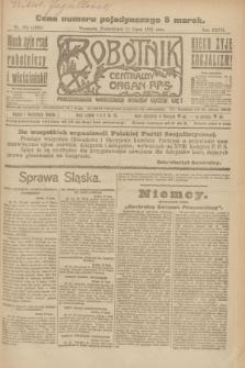 Robotnik : centralny organ P.P.S. R.27, nr 183 (11 lipca 1921) = nr 1305