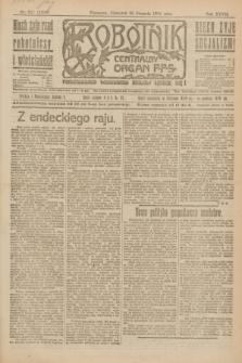 Robotnik : centralny organ P.P.S. R.27, nr 227 (25 sierpnia 1921) = nr 1349