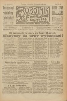 Robotnik : centralny organ P.P.S. R.27, nr 252 (19 września 1921) = nr 1374