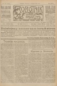 Robotnik : centralny organ P.P.S. R.27, nr 300 (6 listopada 1921) = nr 1422