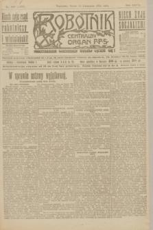 Robotnik : centralny organ P.P.S. R.27, nr 310 (16 listopada 1921) = nr 1432