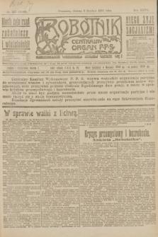 Robotnik : centralny organ P.P.S. R.27, nr 327 (3 grudnia 1921) = nr 1449