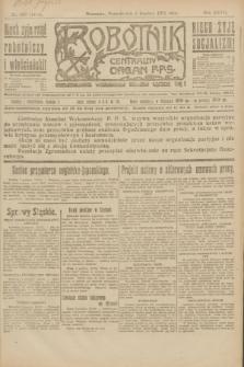 Robotnik : centralny organ P.P.S. R.27, nr 329 (5 grudnia 1921) = nr 1451