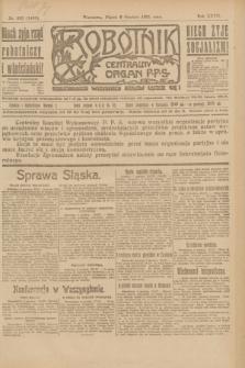Robotnik : centralny organ P.P.S. R.27, nr 333 (9 grudnia 1921) = nr 1455
