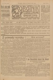 Robotnik : centralny organ P.P.S. R.27, nr 334 (10 grudnia 1921) = nr 1456