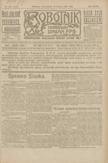 Robotnik : centralny organ P.P.S. R.27, nr 336 (12 grudnia 1921) = nr 1458