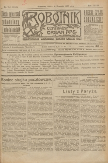 Robotnik : centralny organ P.P.S. R.28, nr 246 (9 września 1922) = nr 1718