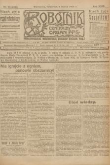 Robotnik : centralny organ P.P.S. R.29, nr 65 (8 marca 1923) = nr 1893