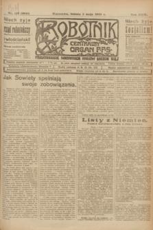 Robotnik : centralny organ P.P.S. R.29, nr 120 (5 maja 1923) = nr 1948