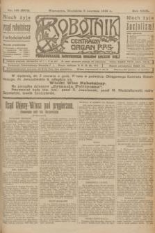 Robotnik : centralny organ P.P.S. R.29, nr 148 (3 czerwca 1923) = nr 1976