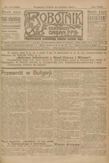 Robotnik : centralny organ P.P.S. R.29, nr 160 (15 czerwca 1923) = nr 1988