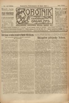 Robotnik : centralny organ P.P.S. R.29, nr 198 (23 lipca 1923) = nr 2026