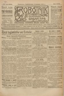 Robotnik : centralny organ P.P.S. R.29, nr 212 (6 sierpnia 1923) = nr 2040