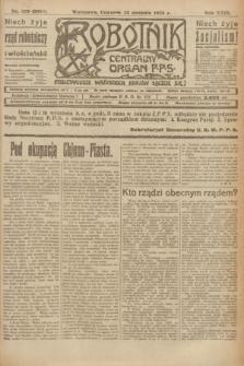 Robotnik : centralny organ P.P.S. R.29, nr 229 (23 sierpnia 1923) = nr 2057
