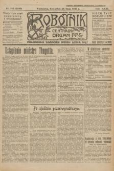 Robotnik : centralny organ P.P.S. R.31, nr 146 (28 maja 1925) = nr 2599