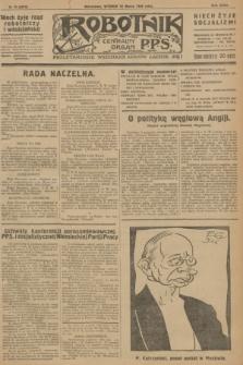 Robotnik : centralny organ P.P.S. R.32, № 75 (16 marca 1926) = № 2875
