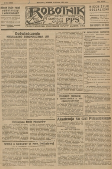Robotnik : centralny organ P.P.S. R.32, № 82 (23 marca 1926) = № 2882