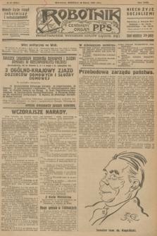 Robotnik : centralny organ P.P.S. R.32, № 87 (28 marca 1926) = № 2887