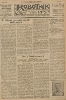 Robotnik : centralny organ P.P.S. R.32, № 90 (31 marca 1926) = № 2890