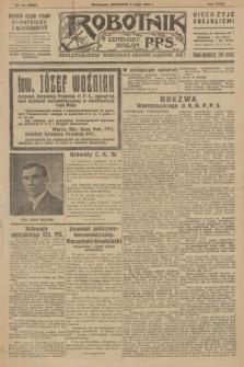 Robotnik : centralny organ P.P.S. R.32, № 124 (6 maja 1926) = № 2924