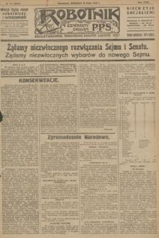 Robotnik : centralny organ P.P.S. R.32, № 147 (30 maja 1926) = № 2947