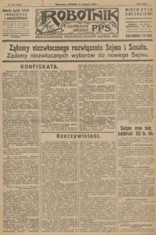 Robotnik : centralny organ P.P.S. R.32, № 163 (15 czerwca 1926) = № 2963