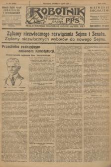 Robotnik : centralny organ P.P.S. R.32, № 183 (6 lipca 1926) = № 2983