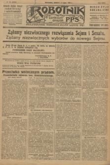 Robotnik : centralny organ P.P.S. R.32, № 194 (17 lipca 1926) = № 2994