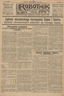 Robotnik : centralny organ P.P.S. R.32, № 203 (26 lipca 1926) = № 3003