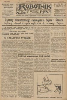 Robotnik : centralny organ P.P.S. R.32, № 206 (29 lipca 1926) = № 3006