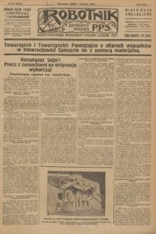 Robotnik : centralny organ P.P.S. R.32, № 212 (4 sierpnia 1926) = № 3012