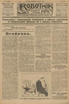Robotnik : centralny organ P.P.S. R.32, № 216 (8 sierpnia 1926) = № 3016