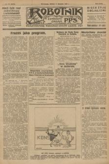 Robotnik : centralny organ P.P.S. R.32, № 219 (11 sierpnia 1926) = № 3019