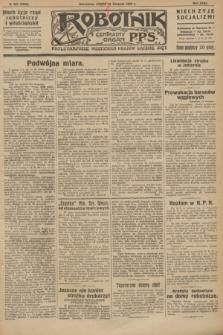 Robotnik : centralny organ P.P.S. R.32, № 226 (18 sierpnia 1926) = № 3026