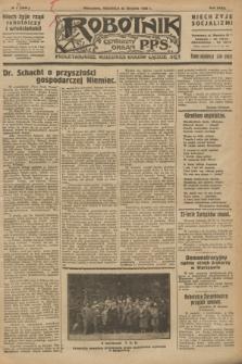 Robotnik : centralny organ P.P.S. R.32, № 230 (22 sierpnia 1926) = № 3030