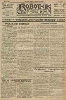 Robotnik : centralny organ P.P.S. R.32, № 271 (2 października 1926) = № 3071