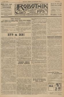 Robotnik : centralny organ P.P.S. R.32, № 285 (16 października 1926) = № 3085