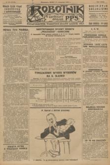 Robotnik : centralny organ P.P.S. R.32, № 316 (17 listopada 1926) = № 3116