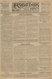 Robotnik : centralny organ P.P.S. R.32, № 332 (3 grudnia 1926) = № 3132