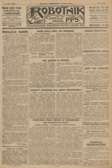 Robotnik : centralny organ P.P.S. R.32, № 335 (6 grudnia 1926) = № 3135
