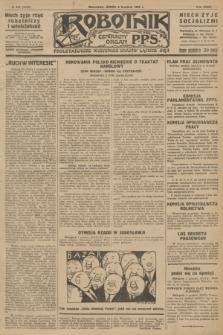 Robotnik : centralny organ P.P.S. R.32, № 337 (8 grudnia 1926) = № 3137