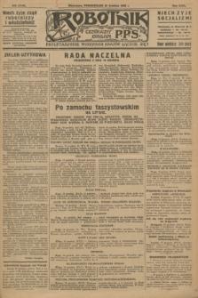 Robotnik : centralny organ P.P.S. R.32, № 349 (20 grudnia 1926) = № 3149