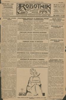 Robotnik : centralny organ P.P.S. R.32, № 357 (30 grudnia 1926) = № 3157
