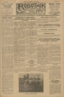 Robotnik : centralny organ P.P.S. R.33, № 75 (17 marca 1927) = № 3275
