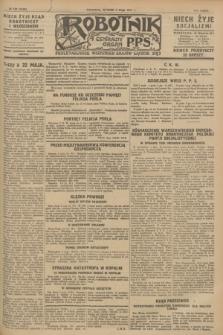 Robotnik : centralny organ P.P.S. R.33, № 120 (3 maja 1927) = № 3320 + dod.