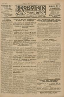 Robotnik : centralny organ P.P.S. R.33, nr 211 (3 sierpnia 1927) = № 3051